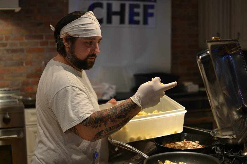 Chef Mike Obarka